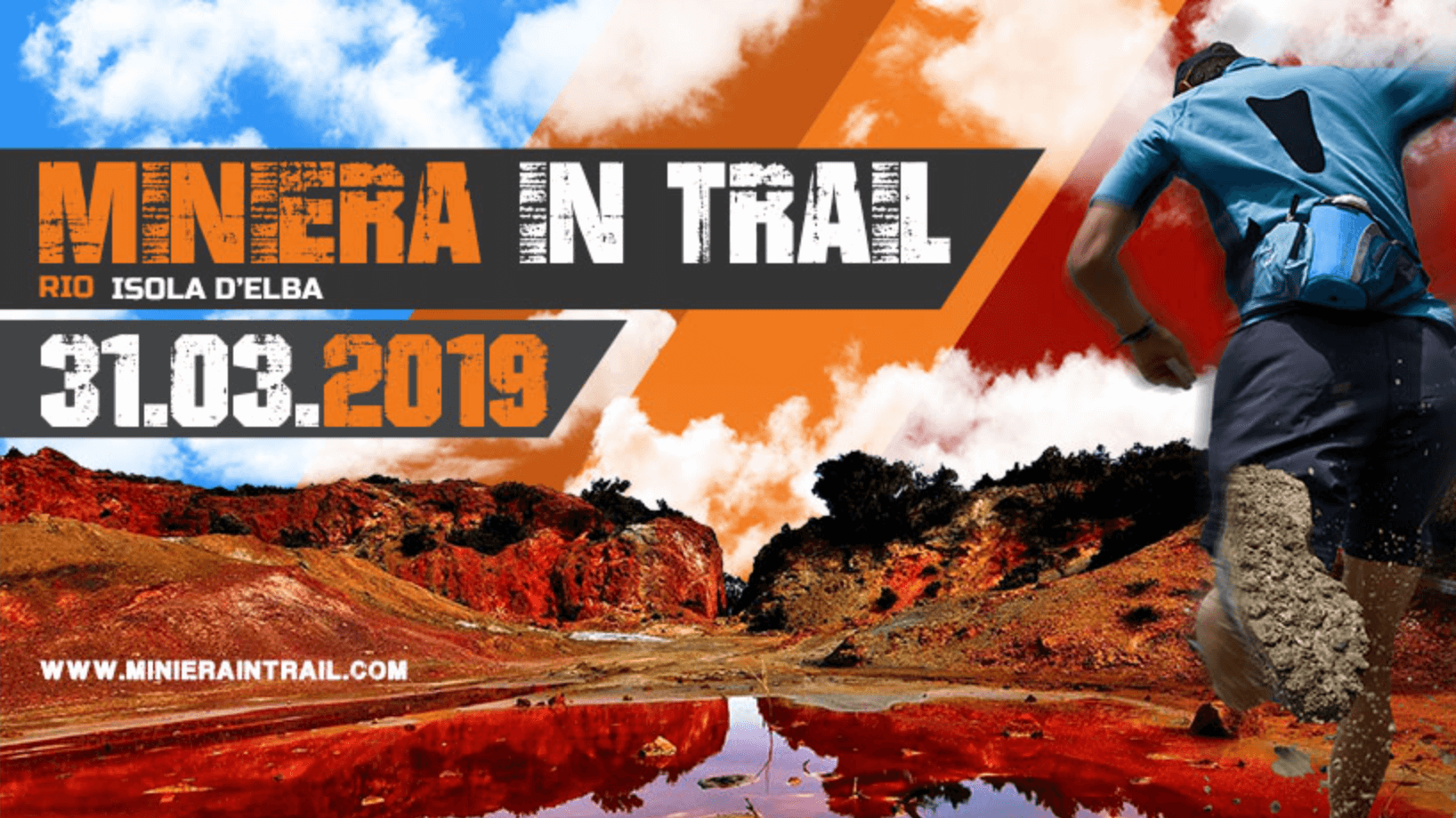 Miniera in trail